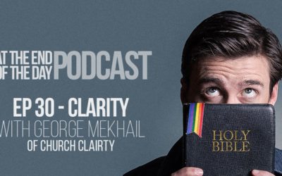 Episode 30 – CLARITY with George Mekhail of Church Clarity